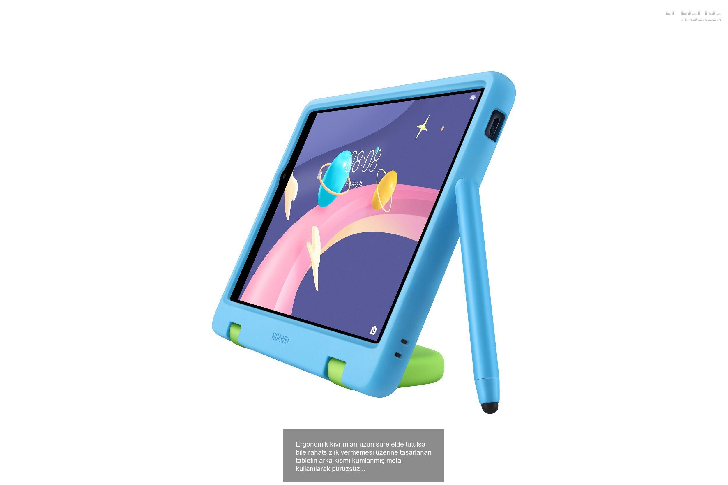 huawei matepad t8 kids edition, huawei online mağaza'da satışa sunuldu 6