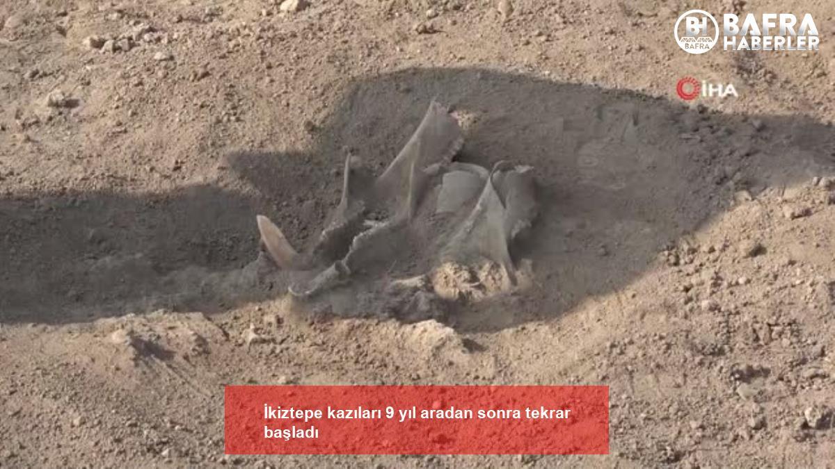 i̇kiztepe kazıları 9 yıl aradan sonra tekrar başladı 6