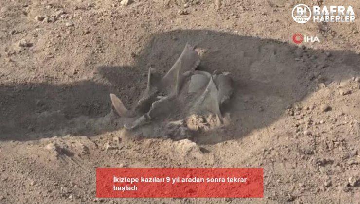 i̇kiztepe kazıları 9 yıl aradan sonra tekrar başladı