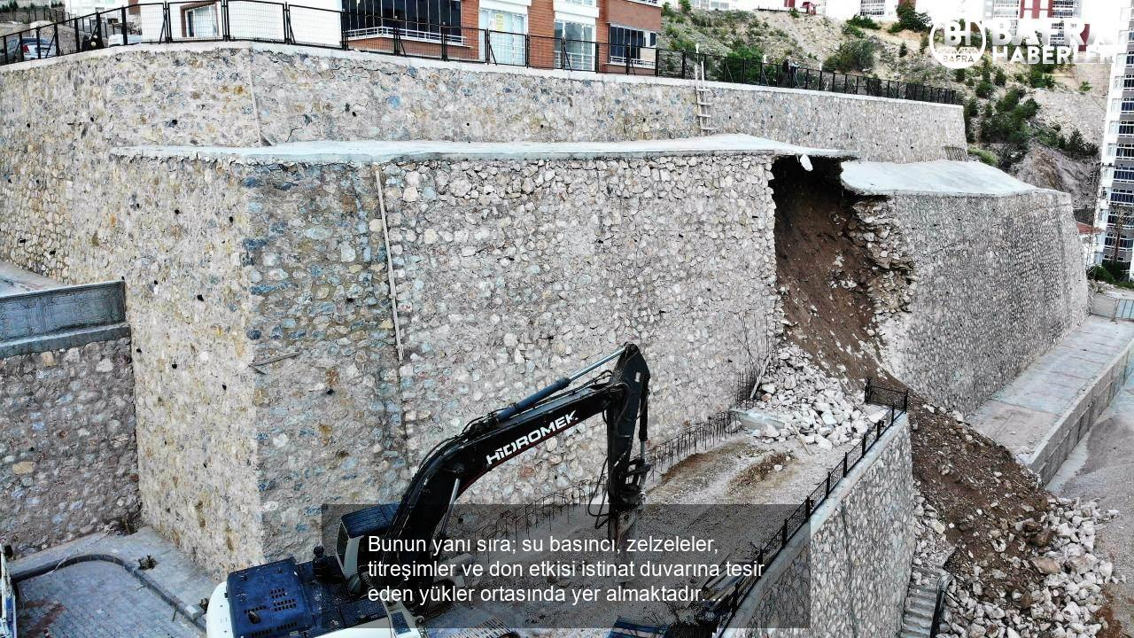 i̇stinat duvarı nedir? istinat duvarı neden çöker? i̇stinat duvarının yıkılması nasıl engellenir? 13