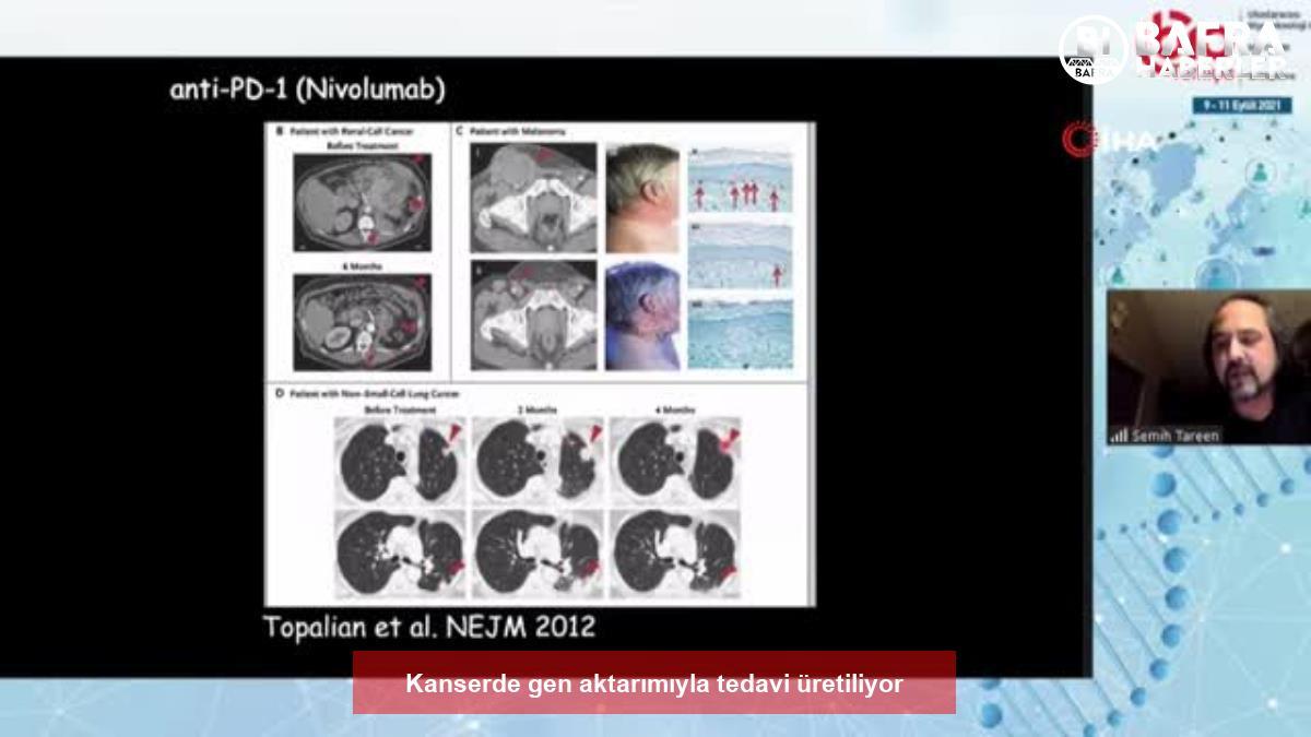 kanserde gen aktarımıyla tedavi üretiliyor 6