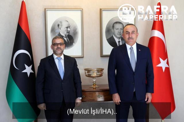 """""""kardeş libya'ya güçlü desteğimizi sürdürecek, iş birliğimizi her alanda ilerleteceğiz"""" 4"""