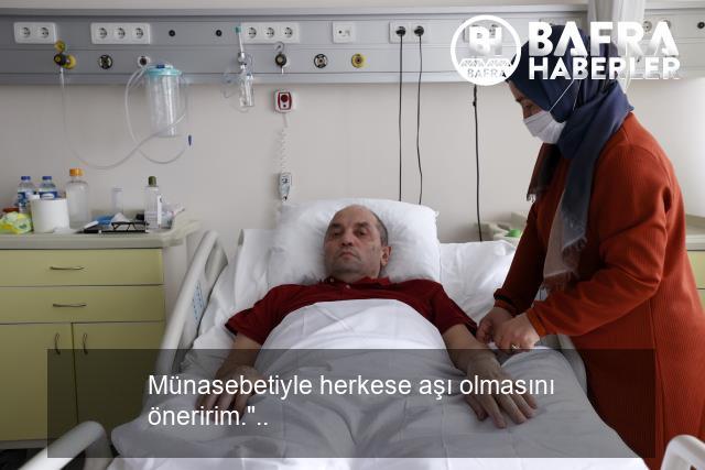 kovid-19 nedeniyle 110 gün yoğun bakımda kalan hasta, yaşadıklarını gözyaşları içinde anlattı 6