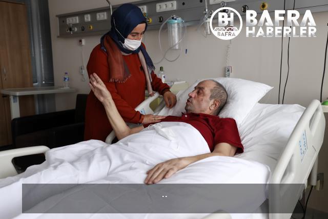 kovid-19 nedeniyle 110 gün yoğun bakımda kalan hasta, yaşadıklarını gözyaşları içinde anlattı 7
