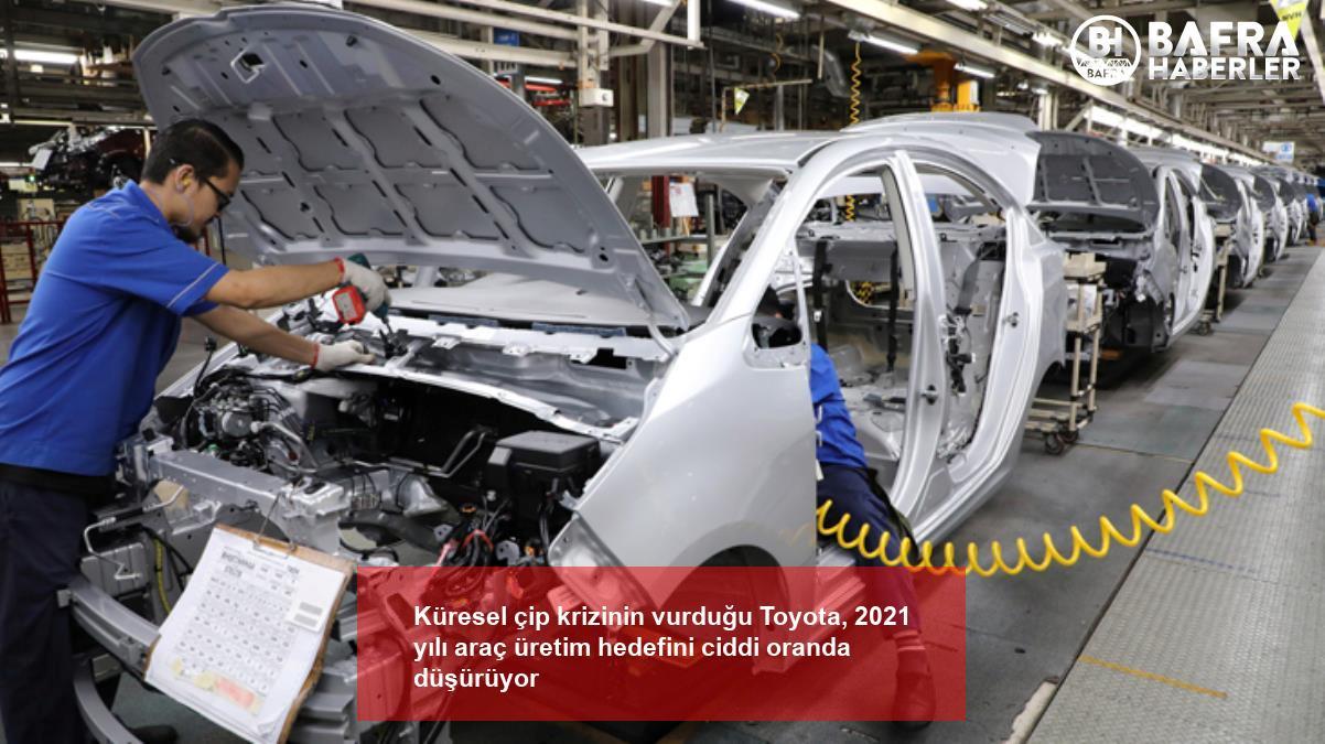 küresel çip krizinin vurduğu toyota, 2021 yılı araç üretim hedefini ciddi oranda düşürüyor 2