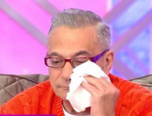 Mehmet Ali Erbil'in duygusal anları! Hayranı ağlattı…