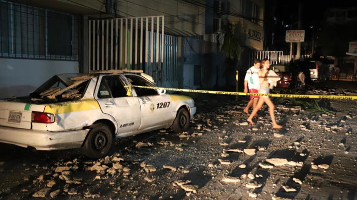 meksika felaketi yaşıyor! önce sel ardından deprem yaşandı, bir de tsunami uyarısı yapıldı 9