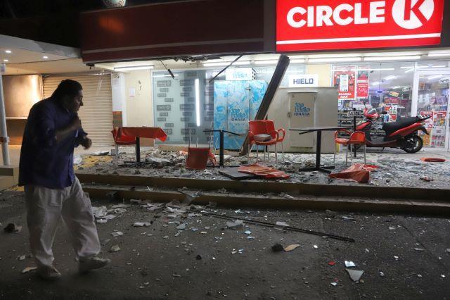 meksika felaketi yaşıyor! önce sel ardından deprem yaşandı, bir de tsunami uyarısı yapıldı 14