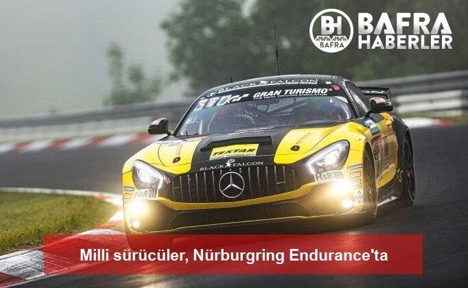 milli sürücüler, nürburgring endurance'ta