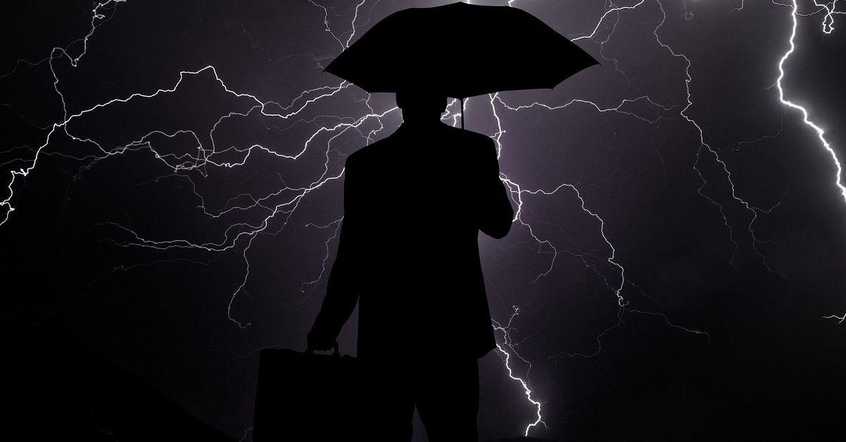 """""""olası hisse senedi fırtınası öncesi zayıf şirketlerden kaçının"""" 2"""