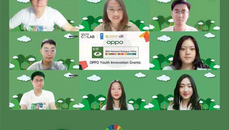 oppo ve undp, genç girişimcilerin sürdürülebilir kalkınmaya katkılarını hızlandıracak