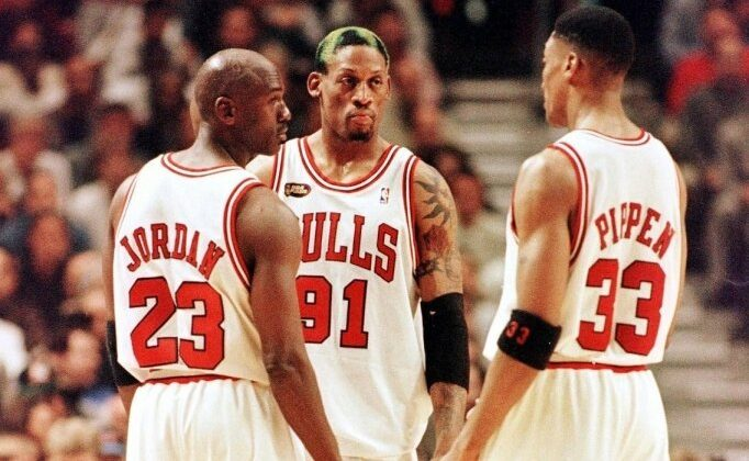 "Parish: ""Bulls, Rodman olmadan bir b*k kazanamazdı!"""