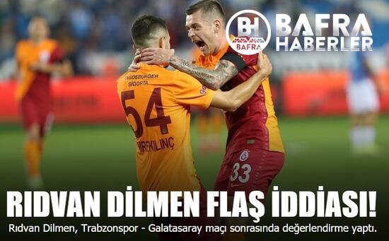 """rıdvan dilmen: """"halil dervişoğlu, gerd müller gibi"""" 4"""