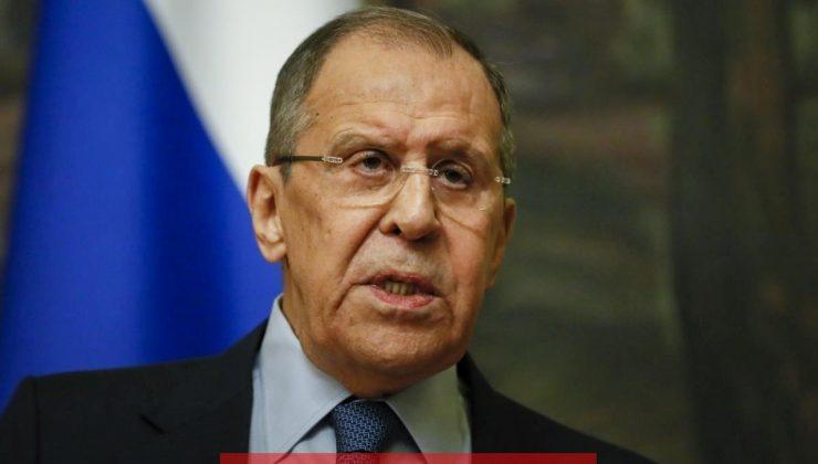 """rusya dışişleri bakanı lavrov: """"nato ile diyaloğa hazırız"""""""