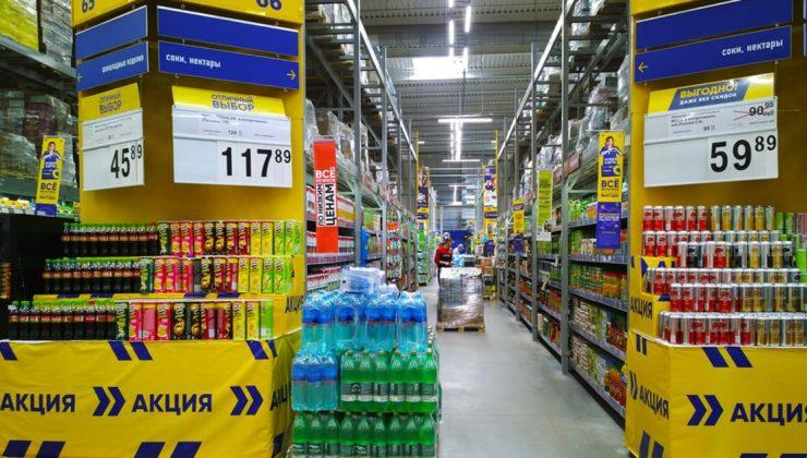 rusya'da enflasyon son 5 yılın en yükseğinde