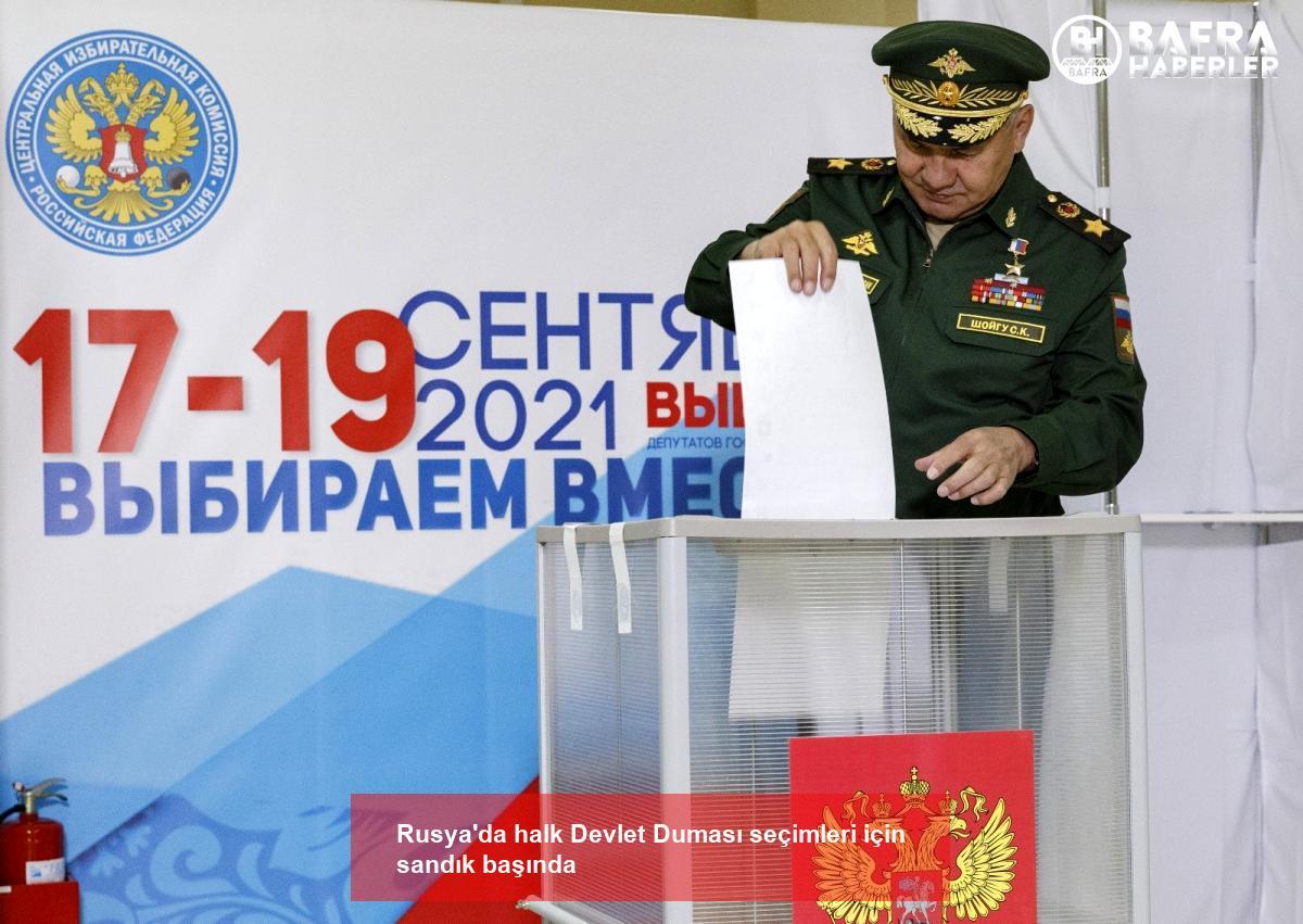 rusya'da halk devlet duması seçimleri için sandık başında 11
