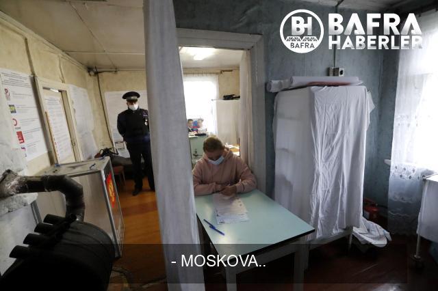 rusya'da halk devlet duması seçimleri için sandık başında 12