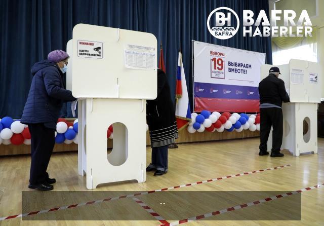 rusya'da halk devlet duması seçimleri için sandık başında 18