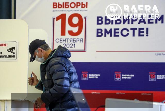 rusya'da halk devlet duması seçimleri için sandık başında 19