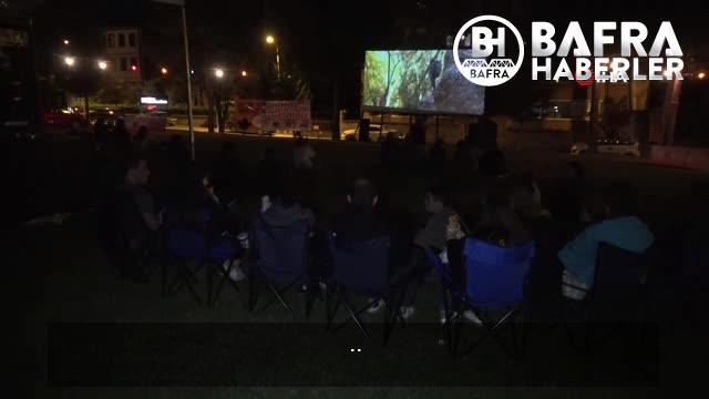 safranbolu'da 'açık hava sinema geceleri' başladı 10