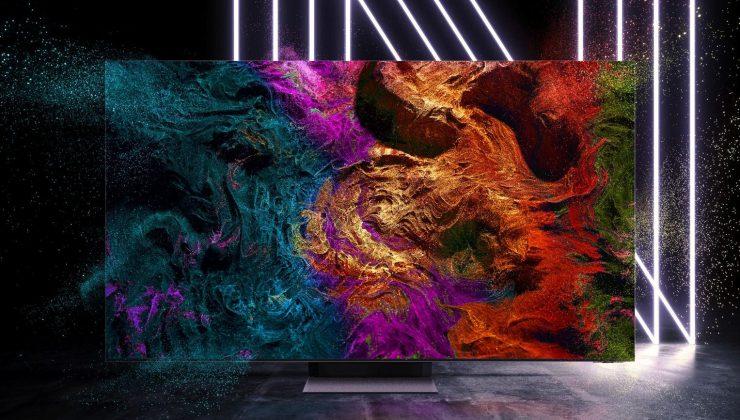 samsung neo qled 8k tv'ler, yenilikçi özelliklerle geliyor