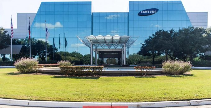 Samsung, Teksas'ta 17 Milyar Dolarlık Çip Üretim Tesisi Kurmayı Planlıyor