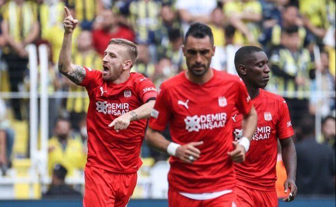 sivasspor ligde 4 maçtır galibiyete hasret