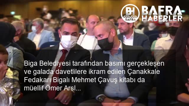 son dakika haber: 'bigalı mehmet çavuş' belgeselinin galası çanakkale'de 'yapıldı 5