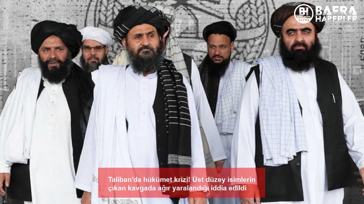 taliban'da hükümet krizi! üst düzey isimlerin çıkan kavgada ağır yaralandığı iddia edildi 3