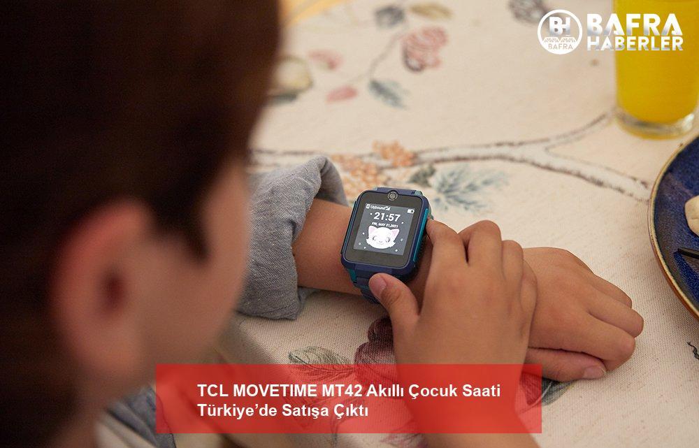 tcl movetime mt42 akıllı çocuk saati türkiye'de satışa çıktı 4