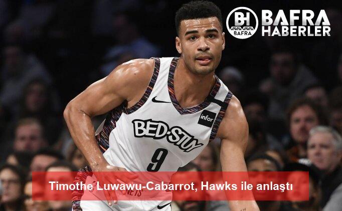timothe luwawu-cabarrot, hawks ile anlaştı 2