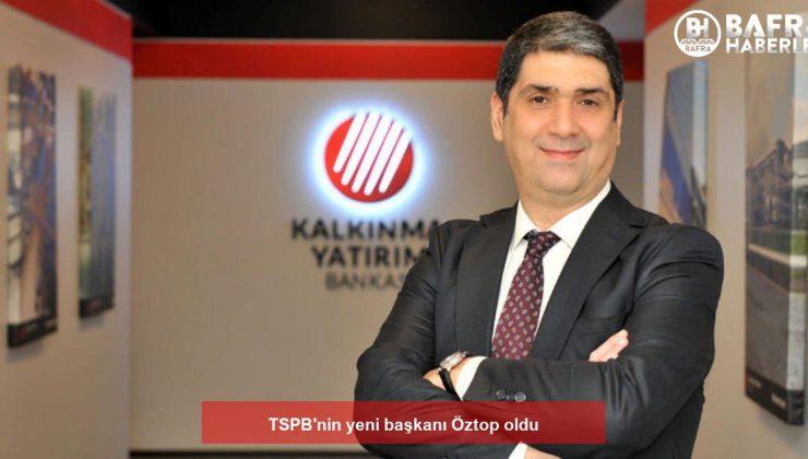 tspb'nin yeni başkanı öztop oldu