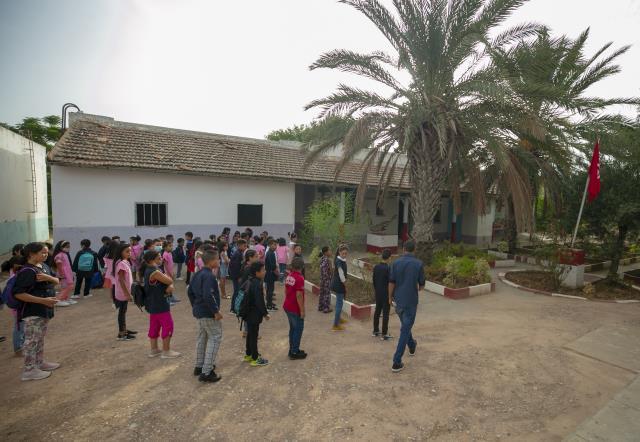 tunus'ta yeni eğitim-öğretim yılı başladı 8