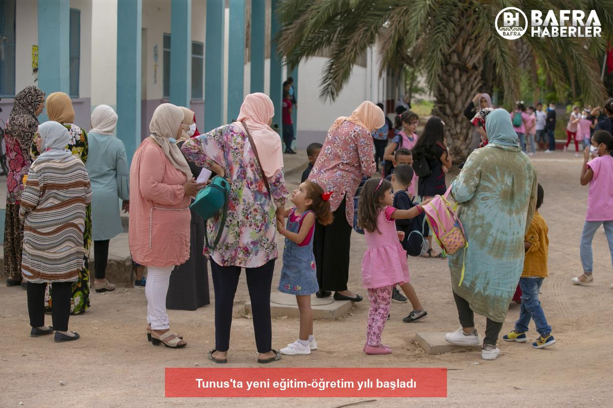 tunus'ta yeni eğitim-öğretim yılı başladı 10