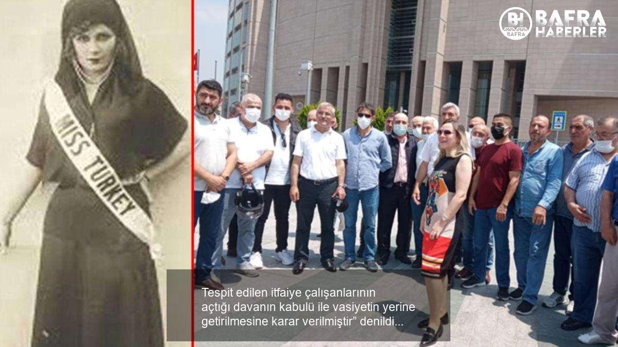 türkiye güzeli mahmure birsen sakaoğlu'nun vasiyeti tamam! 4
