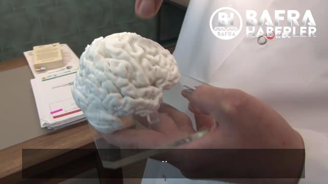 türkiye'de bir ilk: 3d yazıcı ile insan beyninin birebir kopyası yapıldı 9
