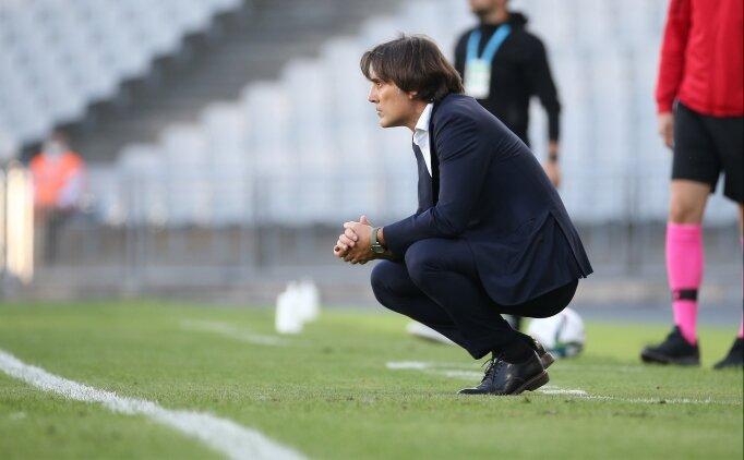 """vincenzo montella: """"buraya çalışmaya geldik!"""" 2"""