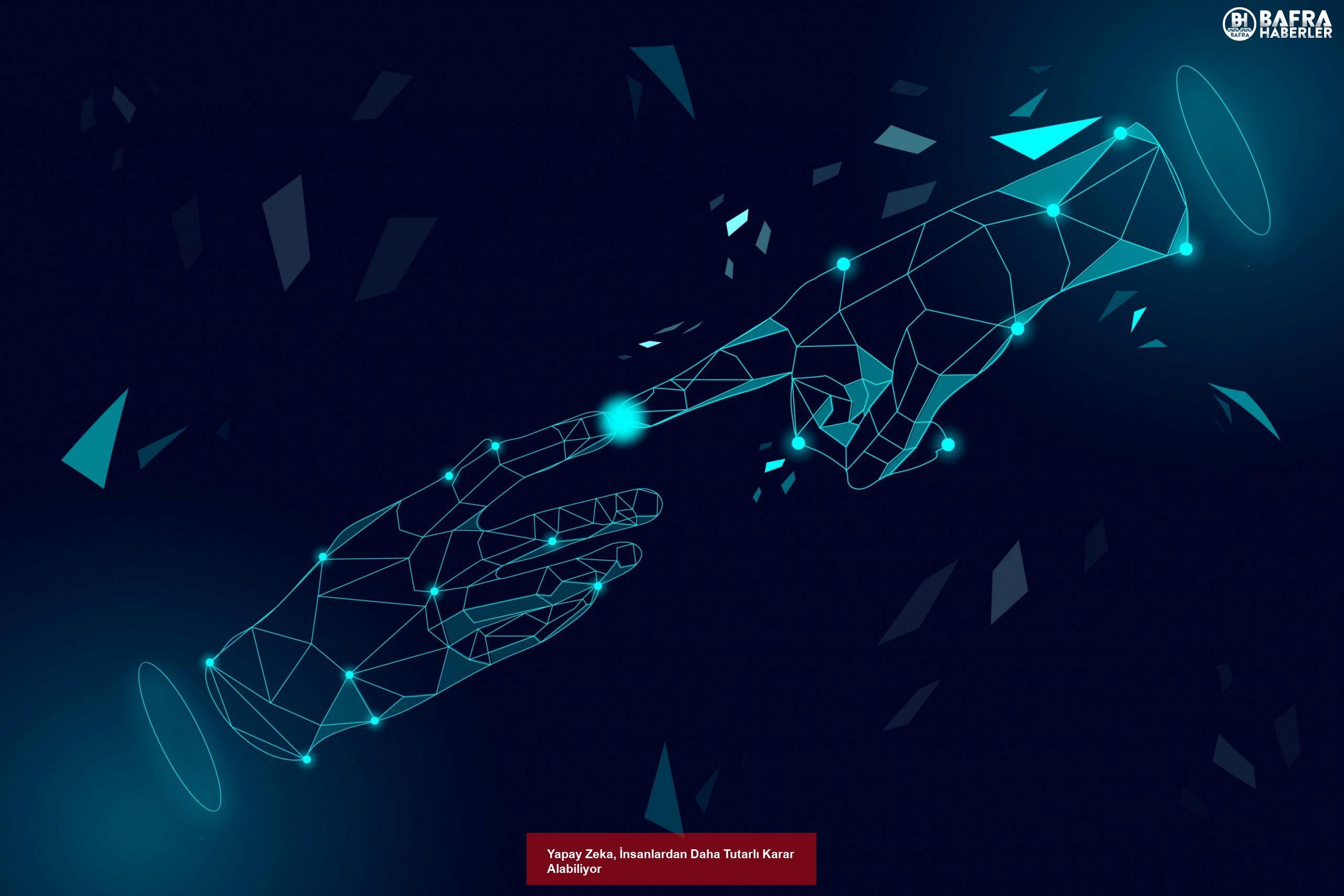 yapay zeka, i̇nsanlardan daha tutarlı karar alabiliyor 3