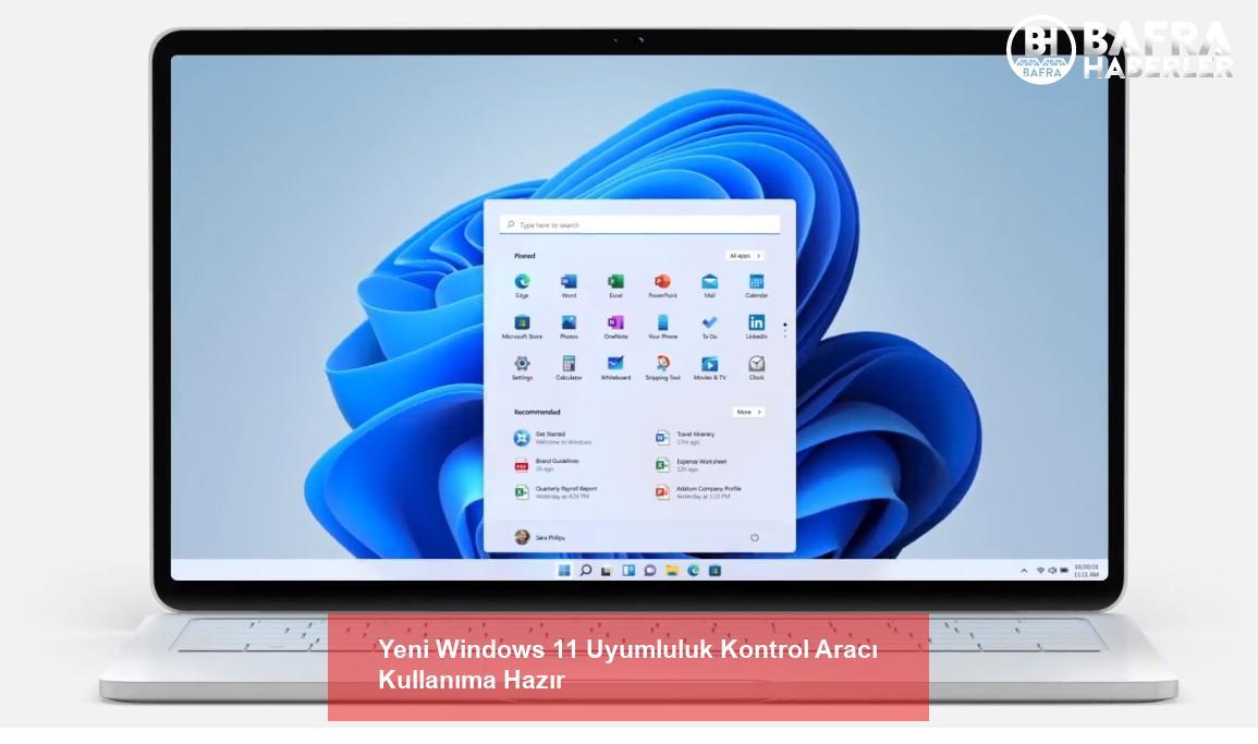 yeni windows 11 uyumluluk kontrol aracı kullanıma hazır 3