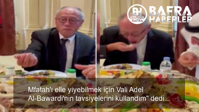 yıllarca çubukla pilav yiyen japon büyükelçi'nin suudi arabistan'da zor anları 4