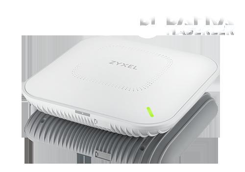 zyxel, i̇şletmelere özel wifi 6 access point çözümlerini sergiledi